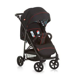 HAUCK – poussette toronto 4 – Fisher Price – black