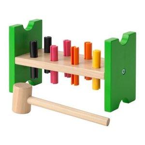 Ikea 702.948.91 MULA Bloc marteau Multicolore