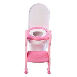 Abattant de toilettes Ausla – Pour enfant – Avec échelles antidérapantes