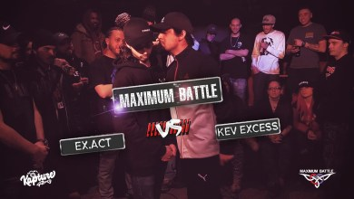 Photo of MAXIMUM BATTLE 2 EX.ACT VS KEV EXCESS | Vote en ligne