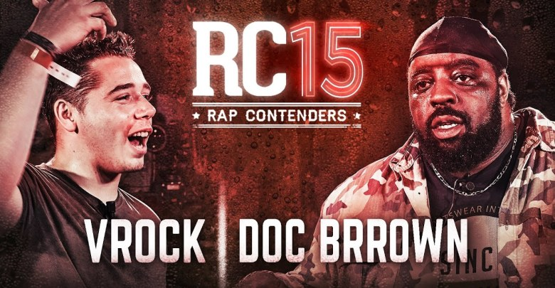 Photo of Rap Contenders 15 : Doc Brrown vs Vrock