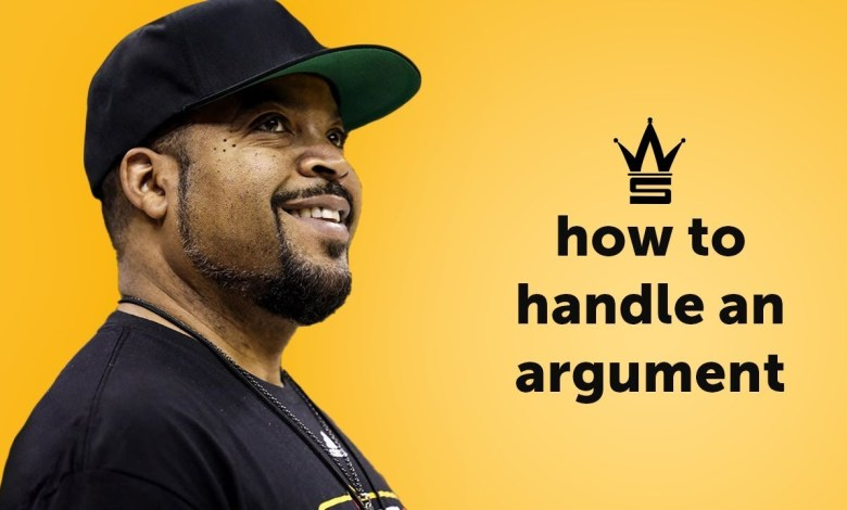 Photo of Ice Cube on How To Handle an Argument | Relationship Advice