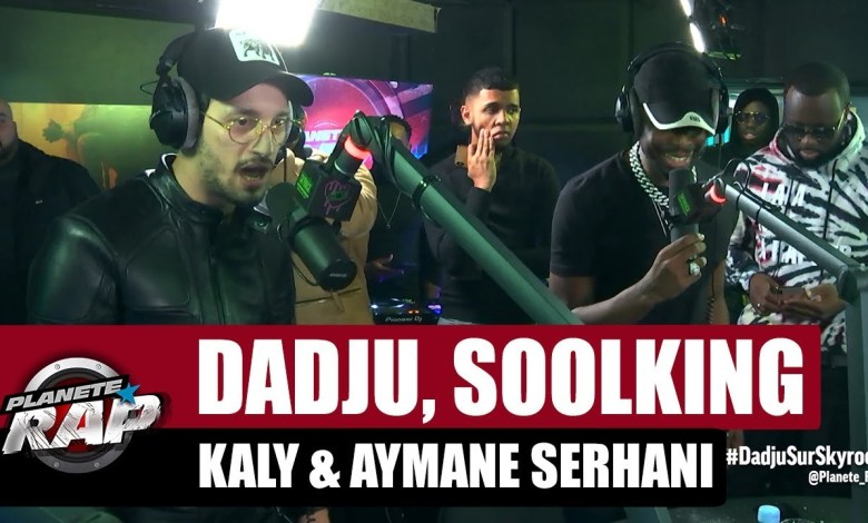 "Photo of Dadju ""Wouli Liya"" ft Soolking, Kaly & Aymane Serhani #PlanèteRap"