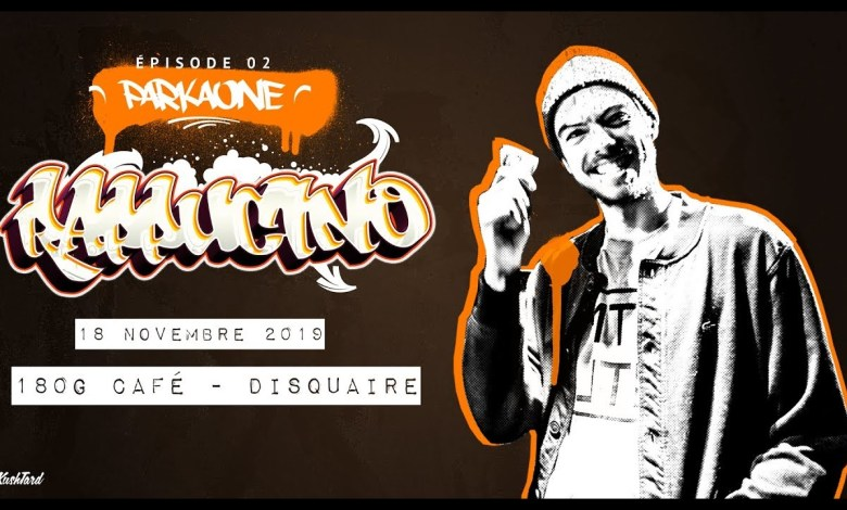 Photo of RAPPUCINO – ParkaOne – cafe 180g – Épisode 02