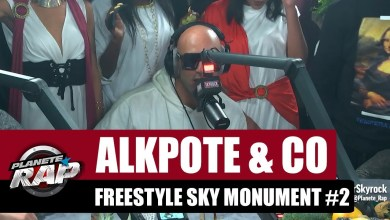 Photo of Alkpote & Co – Freestyle Sky Monument #2 avec Luv Resval & Savage Toddy #PlanèteRap