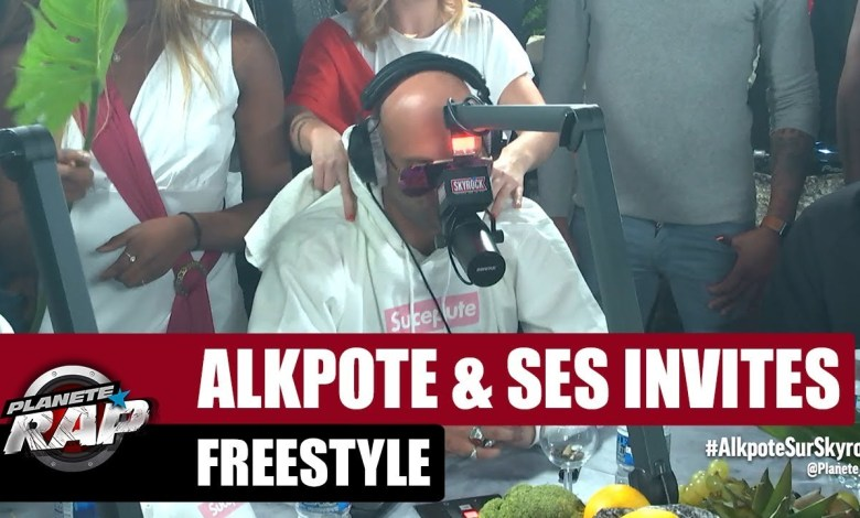 Photo of Alkpote & ses invités – Freestyle Ultimate Fight Dragon #PlanèteRap
