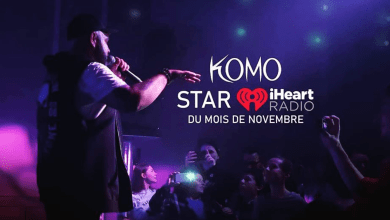 Photo of Komo est la nouvelle Future Star iHeartRadio de novembre