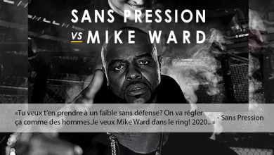 Photo of Sans Pression veut affronter Mike Ward sur un ring