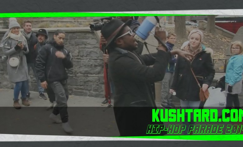 Photo of Hip-hop Parade 4th edition 2019 – KUSHTARD.COM
