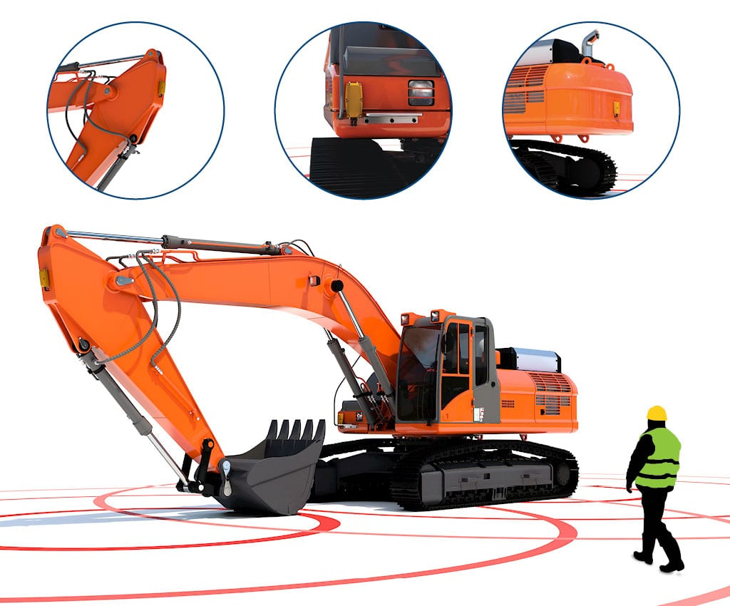 Construction Proximity Warning And Alert System