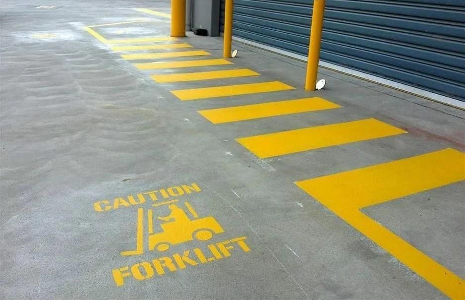 walkway alert pedestrian warning system