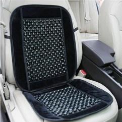 Massage Chair Pad For Car Office Mat 60 X 72 Auto Accessories Headlight Bulbs Gifts Black Wood