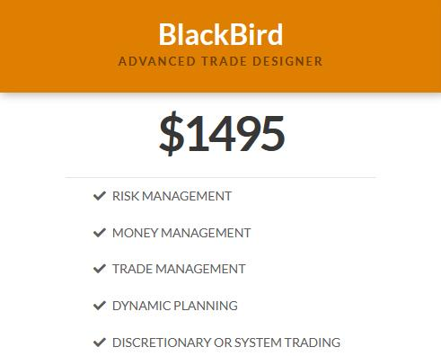 Blackbird Price