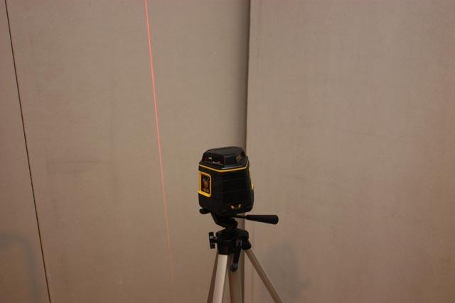 Test niveau laser stanley sll360 for Quel niveau laser choisir