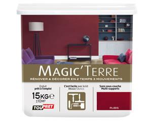 Packaging Magic'Terre