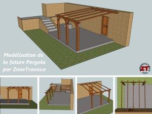 Terrasse & Pergola travers 2