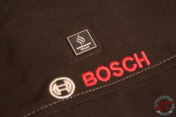 Chauffante Test ProVeste Bosch 8v 2ah 10 7Yf6ygb