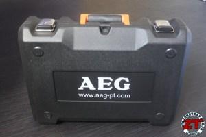 Test AEG Perceuse visseuse percussion BSB 18 CBL LI 402C
