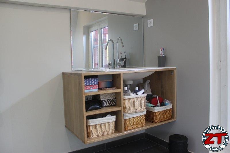 fabriquer meuble vasque salle de bain 61 zonetravaux bricolage d coration outillage. Black Bedroom Furniture Sets. Home Design Ideas