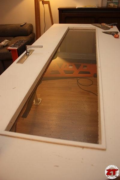 Tuto brico  Changer des vitres sur une porte intrieure