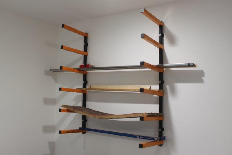 test triton syst me d 39 tag res d 39 atelier wra001. Black Bedroom Furniture Sets. Home Design Ideas