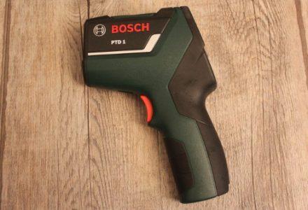 BOSCH vert : détecteur thermique PTD1