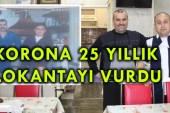 Korona Virüs 25 Yıllık Lokantayı Vurdu