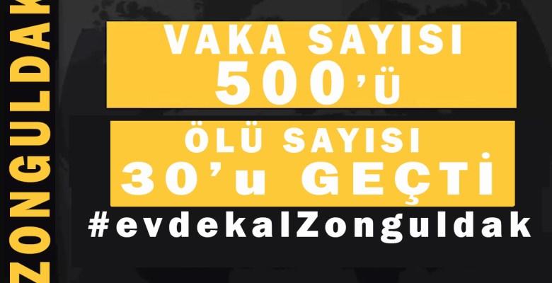 Zonguldak Koronavirüsle Mücadele Ediyor