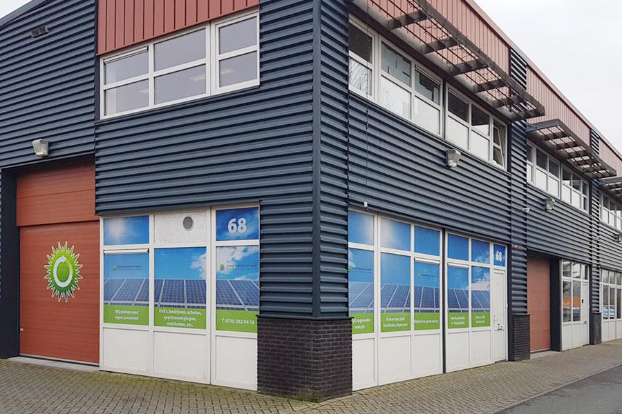 zonnepanelen Den Haag - Zonne Energie Op Maat -
