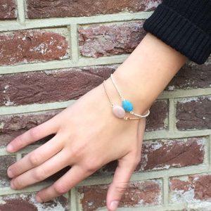 armbanden met edelstenen
