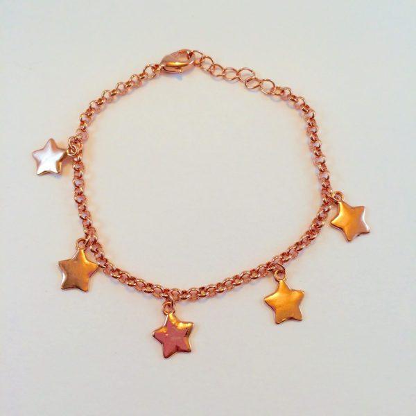 armband met sterretjes