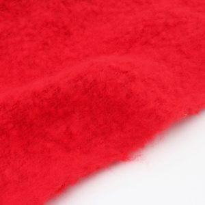 Warme zachte sjaal rood wintersjaal