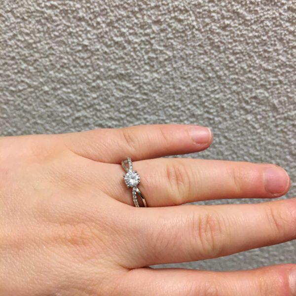 Zilveren ring met ronde zirkonia maat 55 925 zilver