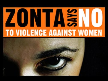 Zonta Says No - Zonta Club Innsbruck I - Nein zu Gewalt an Frauen