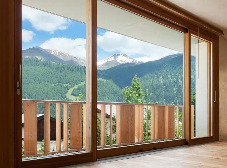finestre in legno roma