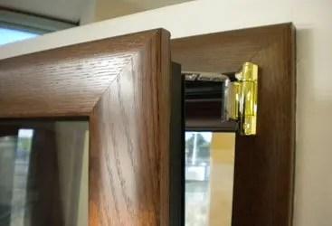 Finestre in legno alluminio roma for Finestre legno pvc