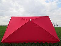 продам зонты 4х4, пляжные зонтики навесы, желтый зонт купить, тент зонт для пляжа,