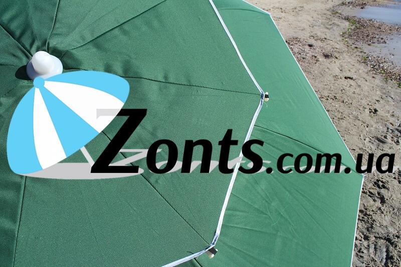Плотная ткань брезент с пропиткой Зонт Антиветер 3 метра
