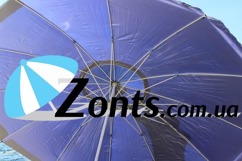 Крепкие Спицы торгового зонта 3,5 м 12 спиц