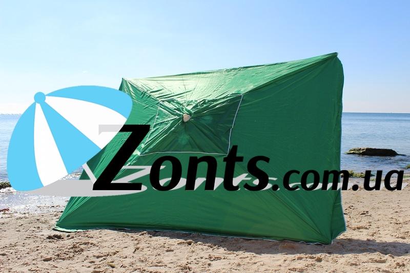 Купить садовый зонт 3на2 метра торговый качественный зонт