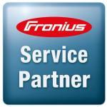 Fronius-Servicepartner-logo