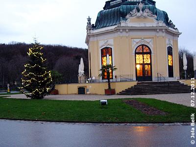 Kaiserpavillon, 7. Dezemebr 2011