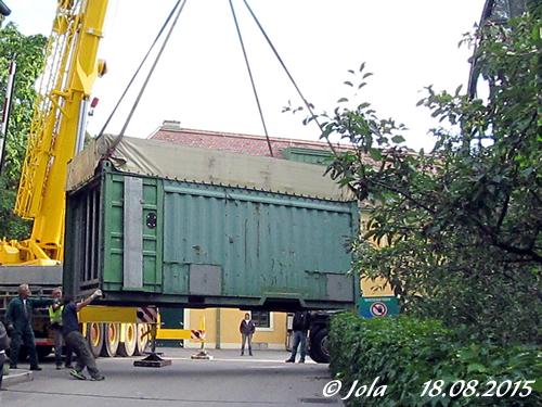 Kibos Transportkiste
