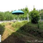 Außenanlage Bereich Fu Long