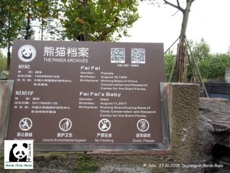 Fei Fei & Baby