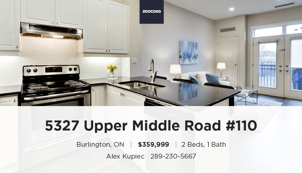 110-5327 Upper Middle Road