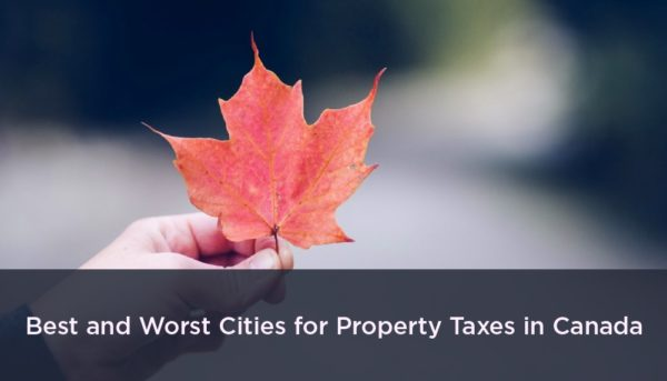 How Property Tax Differs Across Canada
