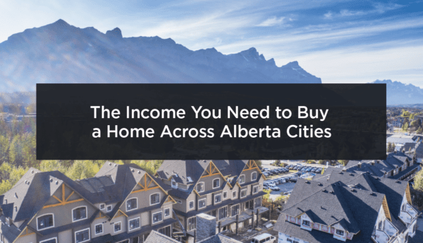 Buy a home in Alberta