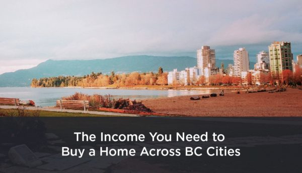 Can You Afford a Home in These BC Housing Markets