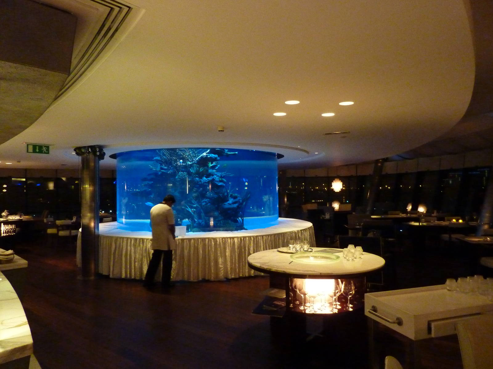 Aquarium Dubai Restaurant - Zoochat